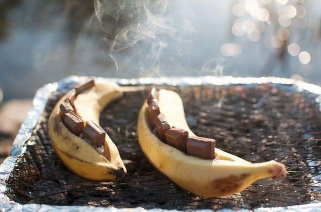 CampiDessert Banana + Mars Bar