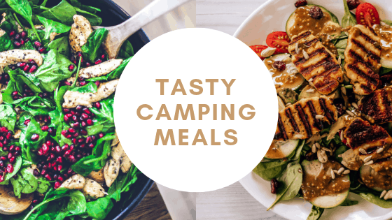 tasty camping meals